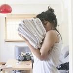 もうクサイとは言わせない!部屋干し派でもタオルを臭くしない方法。