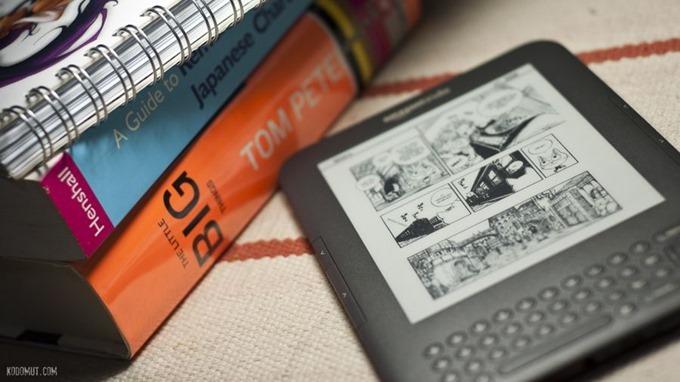 電子書籍は主役にはなれない。電子と紙の使い分け方。