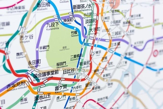 東京で電車に乗るときのルールをご存知ですか?