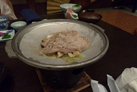 旅館明治夕食3