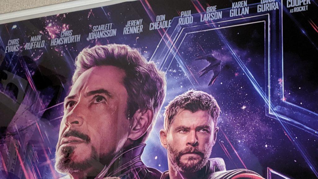 オススメ!一人暮らしワンルームのインテリアにはぜひ映画のポスターを。